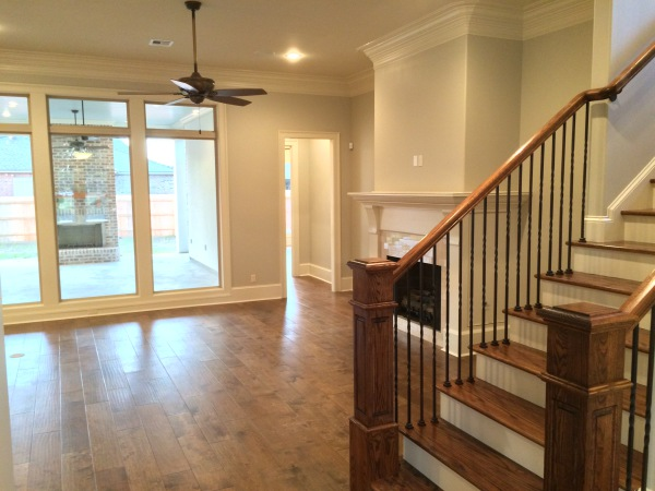 Entry from Foyer
