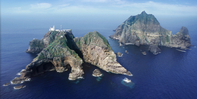 Republic of Korea, Dokdo Island