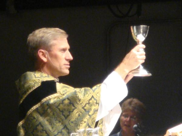 Fr. Greg Bramlage joining the Institute as its Spiritual Advisor
