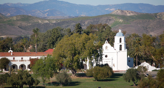 San Luis Rey Old Mission