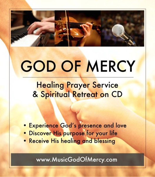 ''God of Mercy'' Retreat - Inspired by the Unbound  Prayer Model