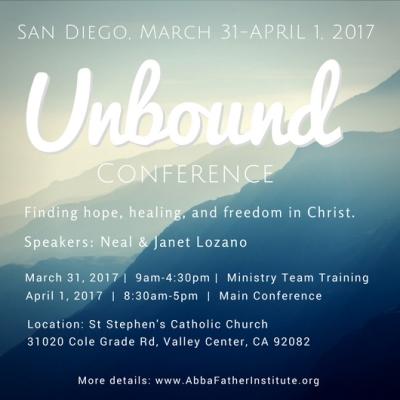 Unbound Conference - San Diego (April 1, 2017)