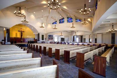 St. Stephen's Church, Valley Center, CA