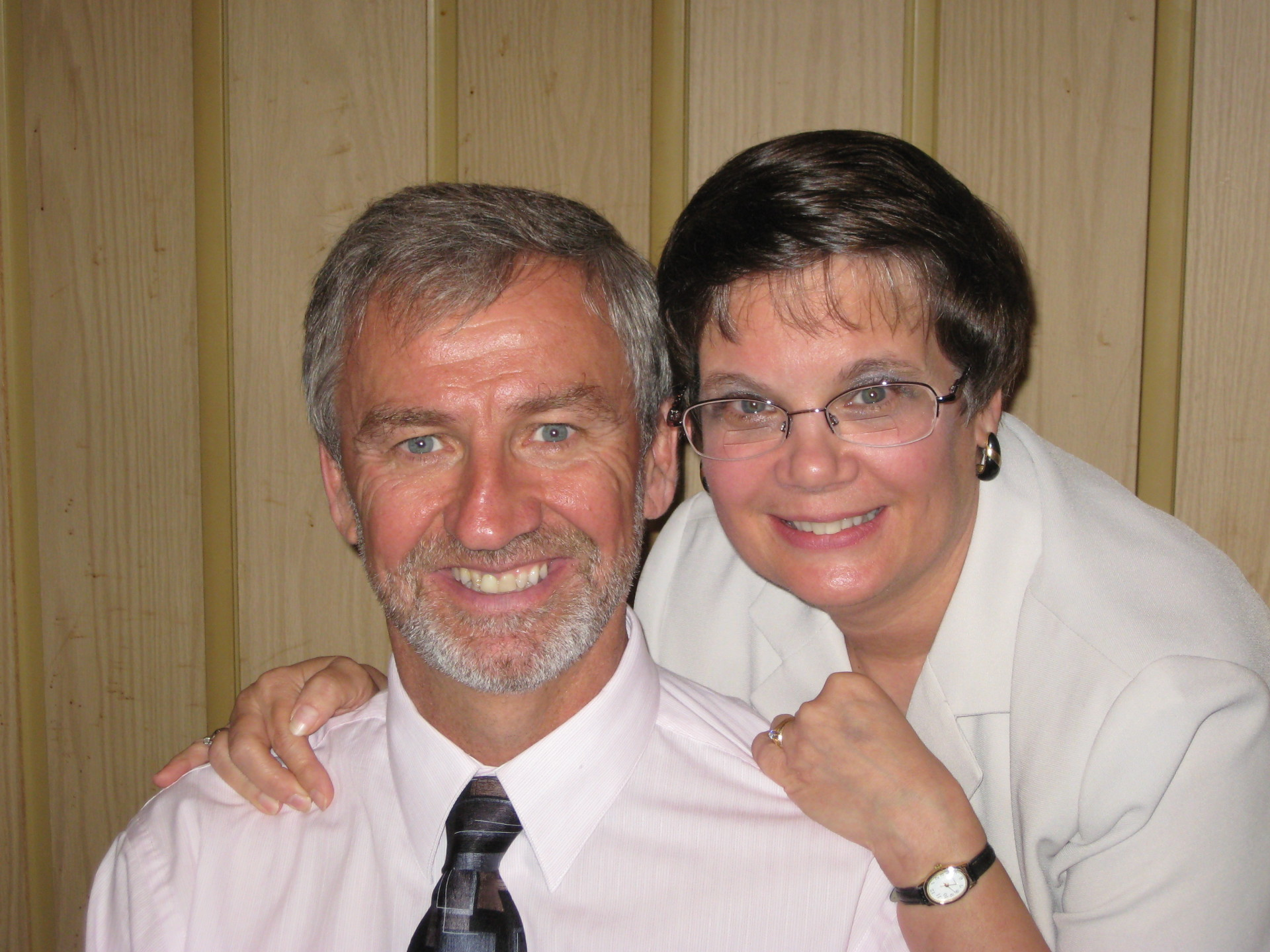 Bob & Donna Brayerton