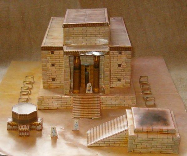 A PERMANENT HOUSE?