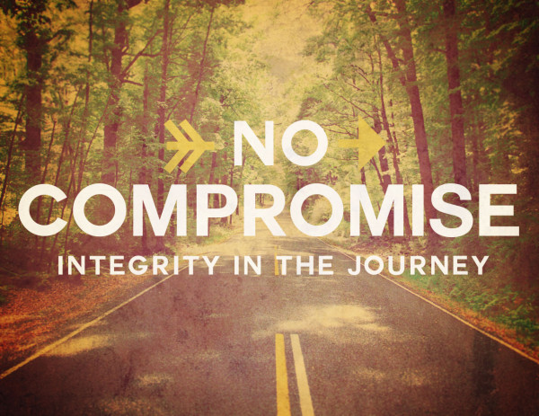 No Compromise!