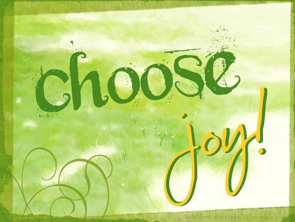 The Fruit of Joy