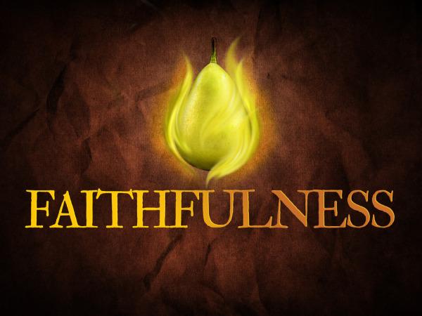 GREAT FAITHFULNESS