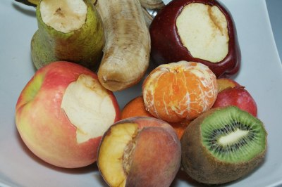 EATING ROTTEN FRUIT?