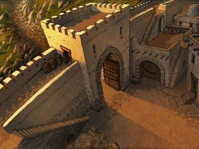 Why Walls and Gates?