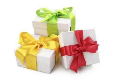 THREE KINDS OF GIFTS