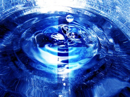 THE WATER OF THE SPIRIT