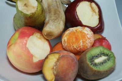 EATING ROTTEN FRUIT?