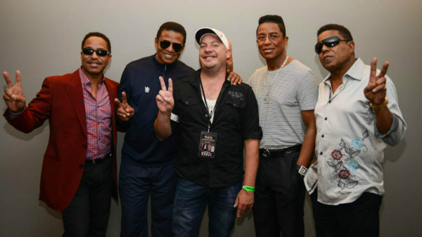 with the jacksons