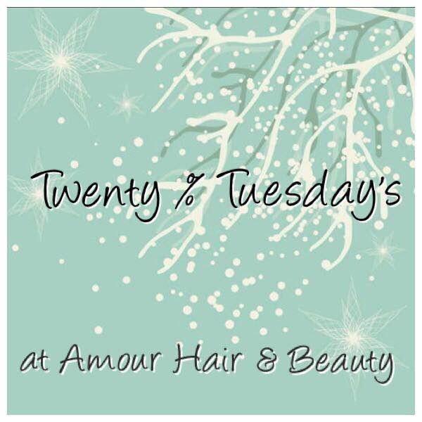Twenty % Tuesdays