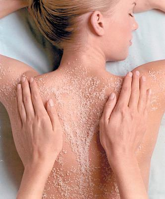 TREATMENT HIGHLIGHT NO.3 - EXFOLIATE, EXFOLIATE, EXFOLIATE