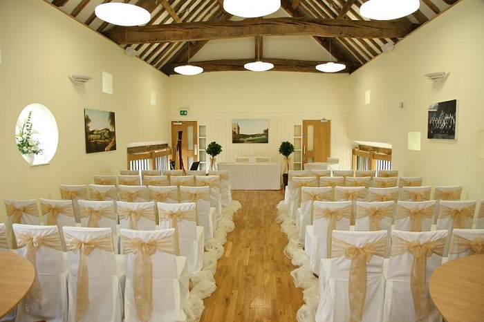 Chair cover & sash hire south yorkshire