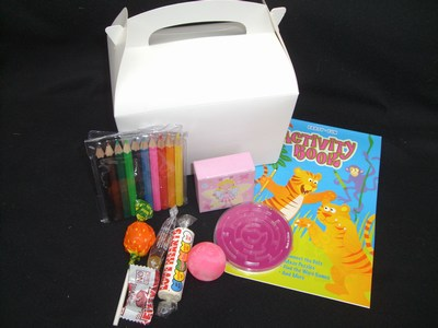 Childrens activity packs