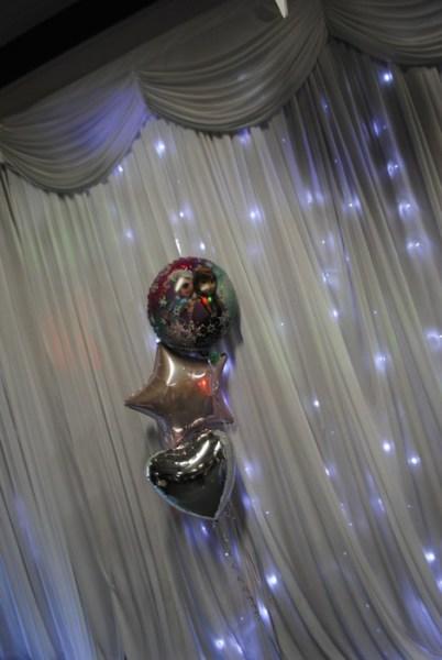 Frozen Anna & Elsa foil Balloons