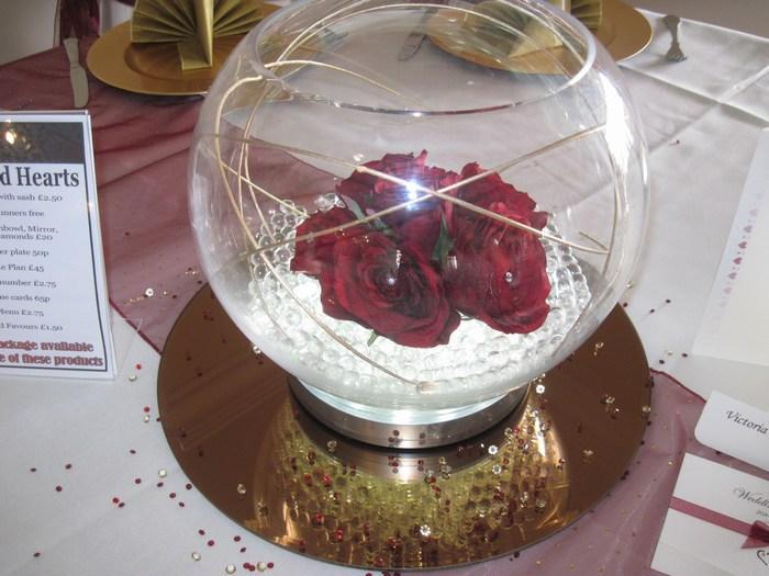 Gold Circle Mirror