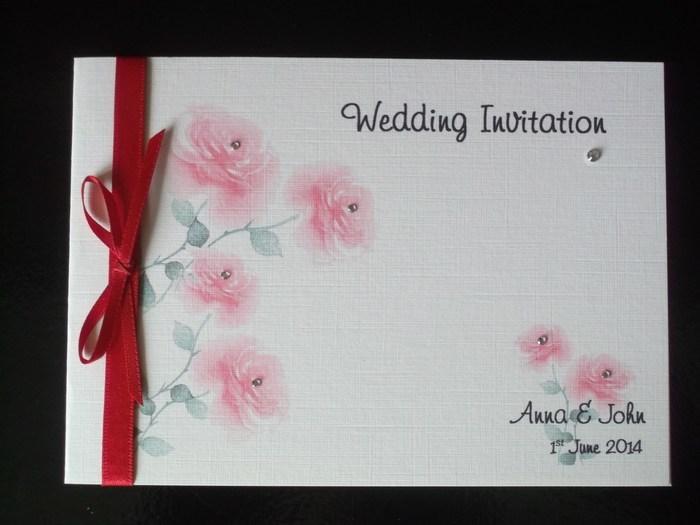 Bloom Standard Day invitation