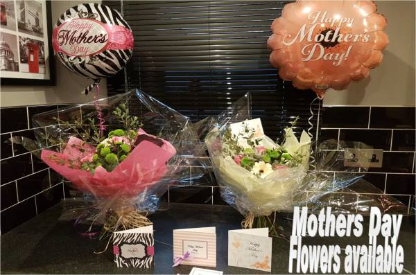 Mother Day flowers Wombwell Barnsley