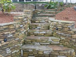 Landscape Walls & Walkways
