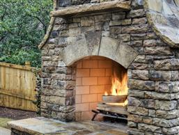 Outdoor Stone Work