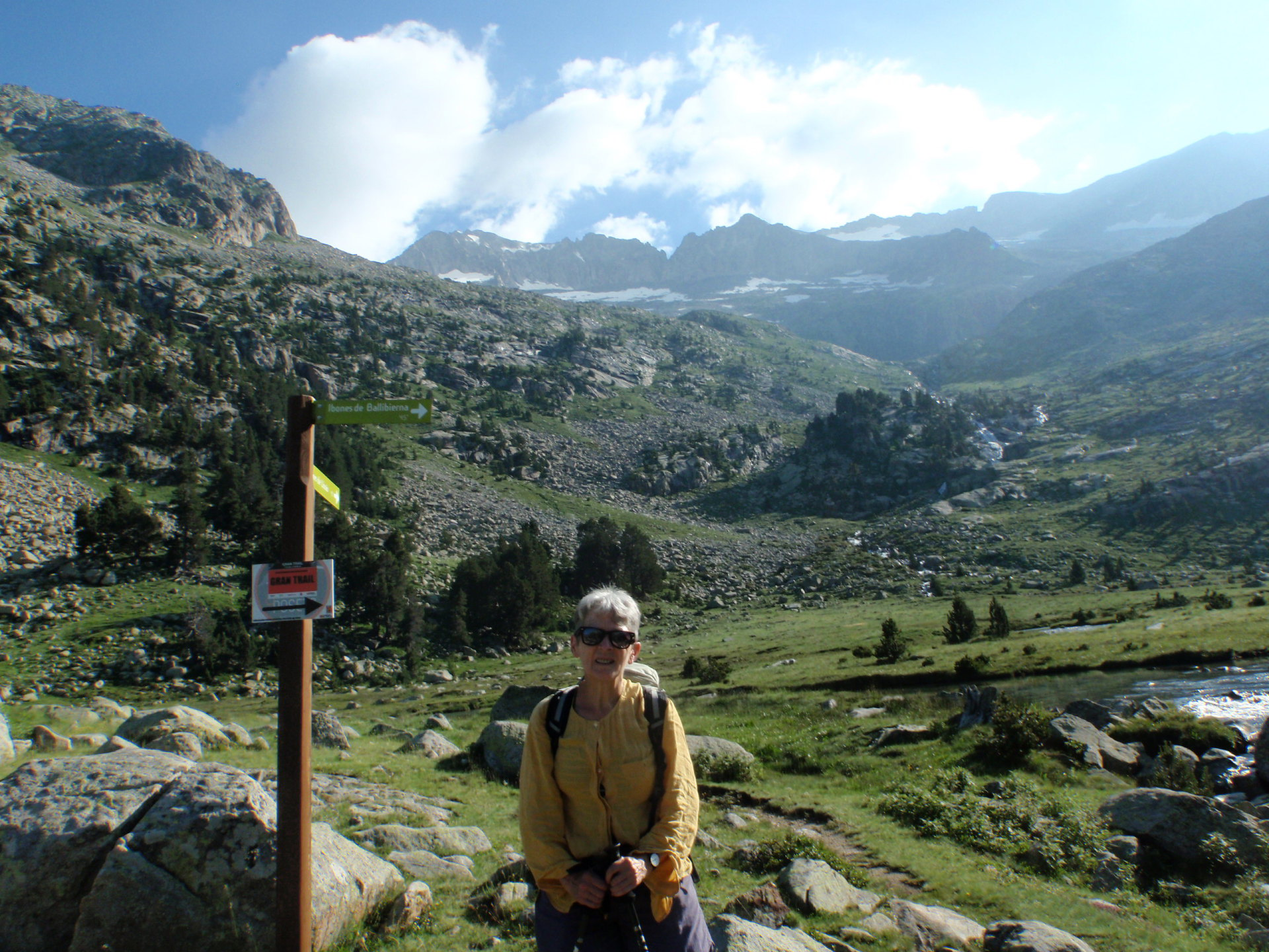 Starting your Pyrenees trek in the next month or so?