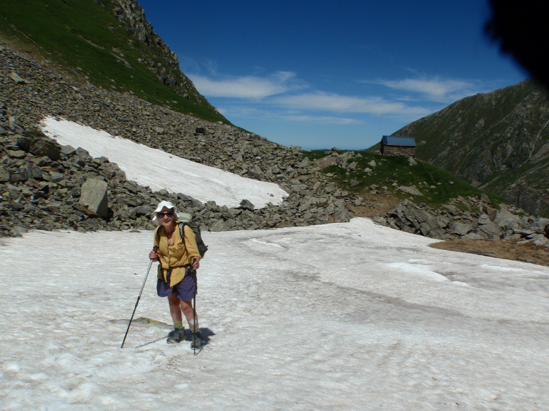 The magic mountain traverse of the Pyrenees: summer update