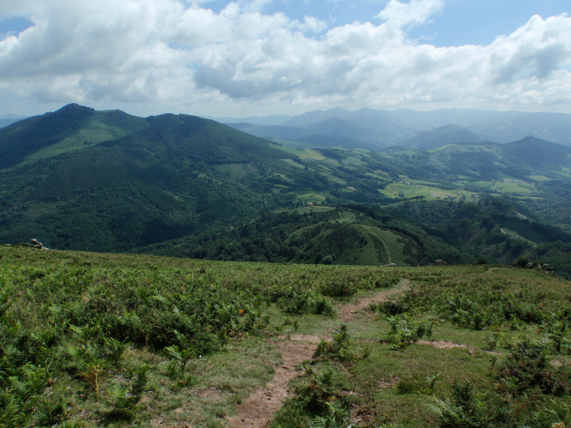 A taste of the Pyrenees: (1) The Basque Country