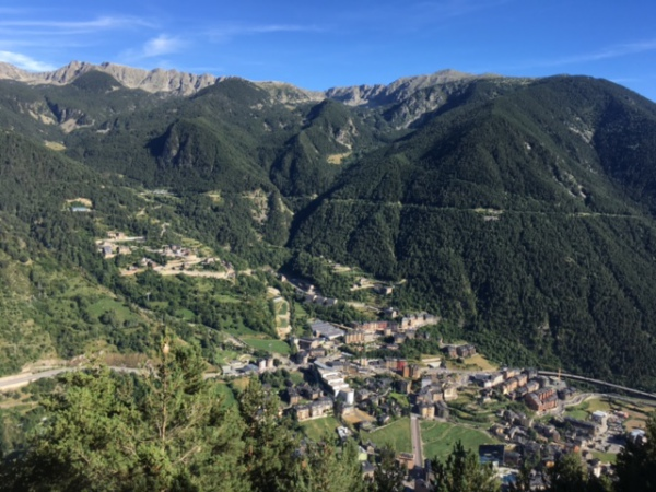 The daily joys of doing and completing the Pyrenean mountain traverse