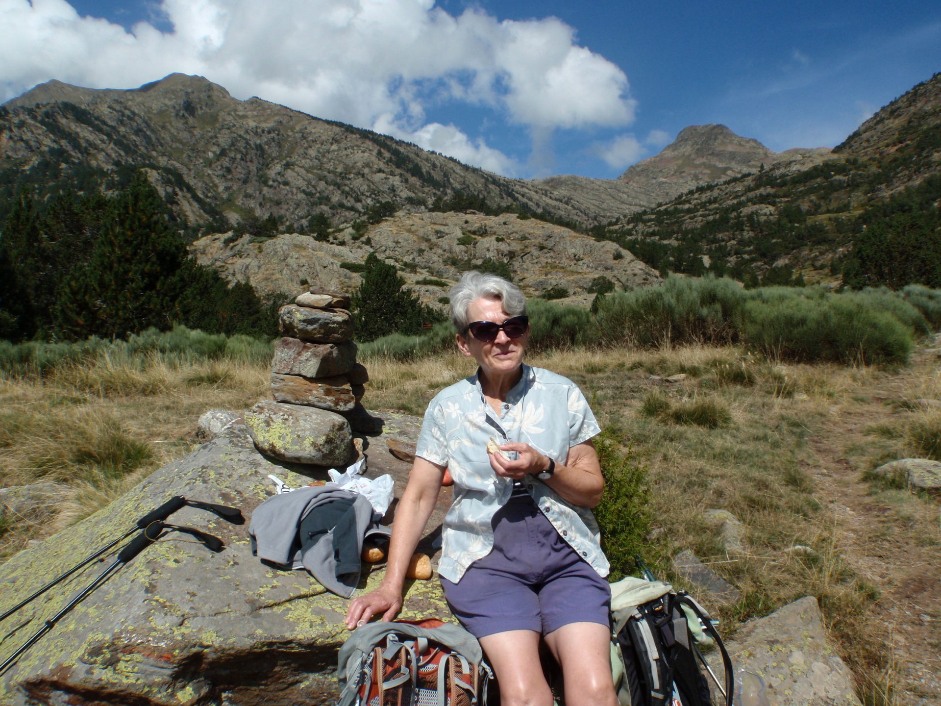 Gender is (should be) no barrier in the Pyrenees