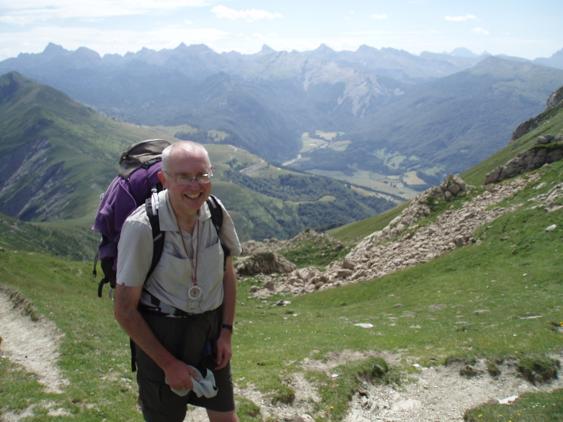 Trekking east to west along the Pyrenean GR10: Cauterets to Hendaye