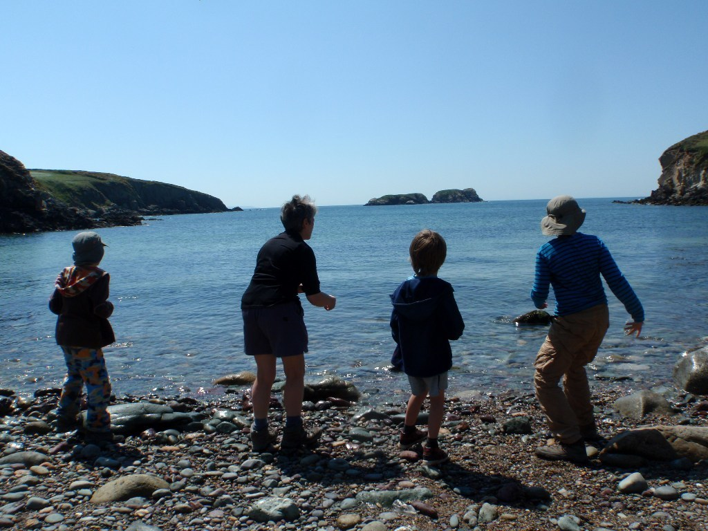 Another great outdoors home: the Pembrokeshire Coast Path