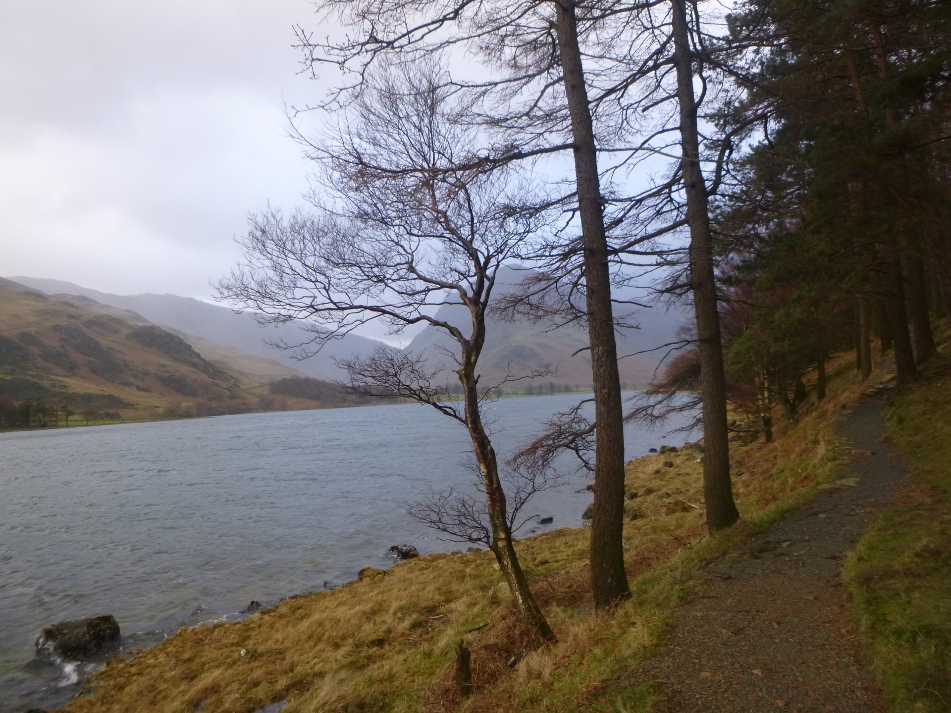 From the Pyrenees to the English Lake District at New Year