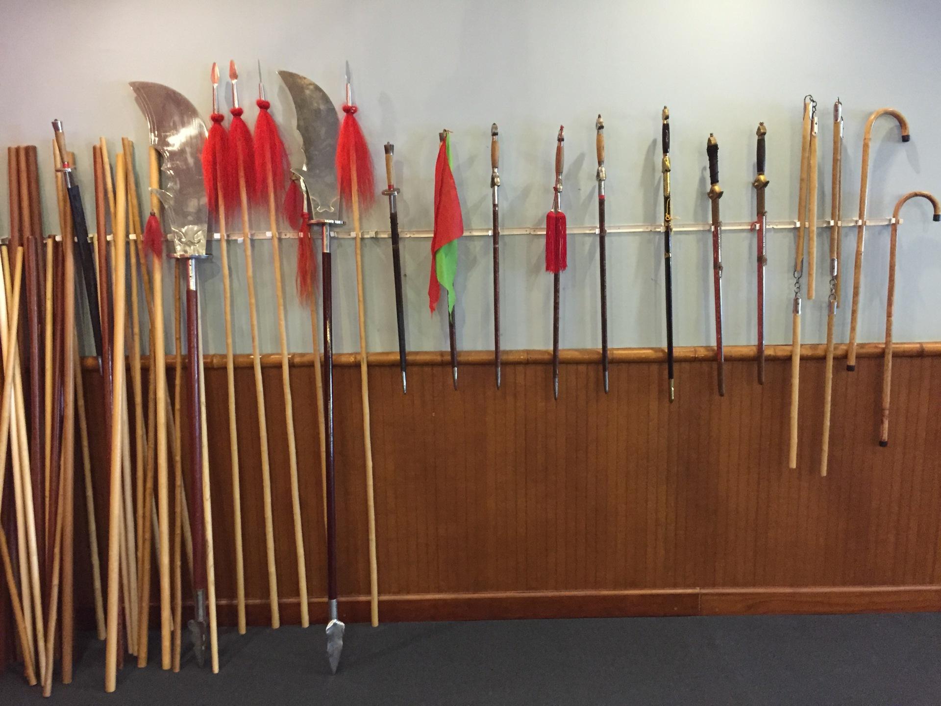 Wushu Weaponry