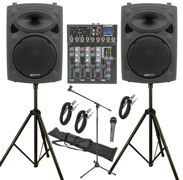 PA Systems