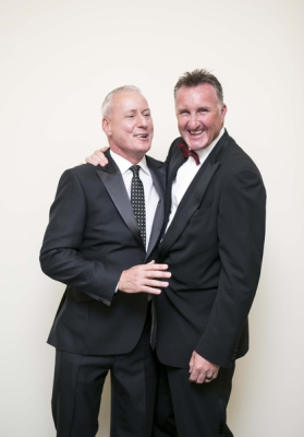 2013 - Jim White & Alan McInally