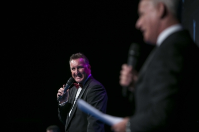 2013 - Alan McInally & Jim White