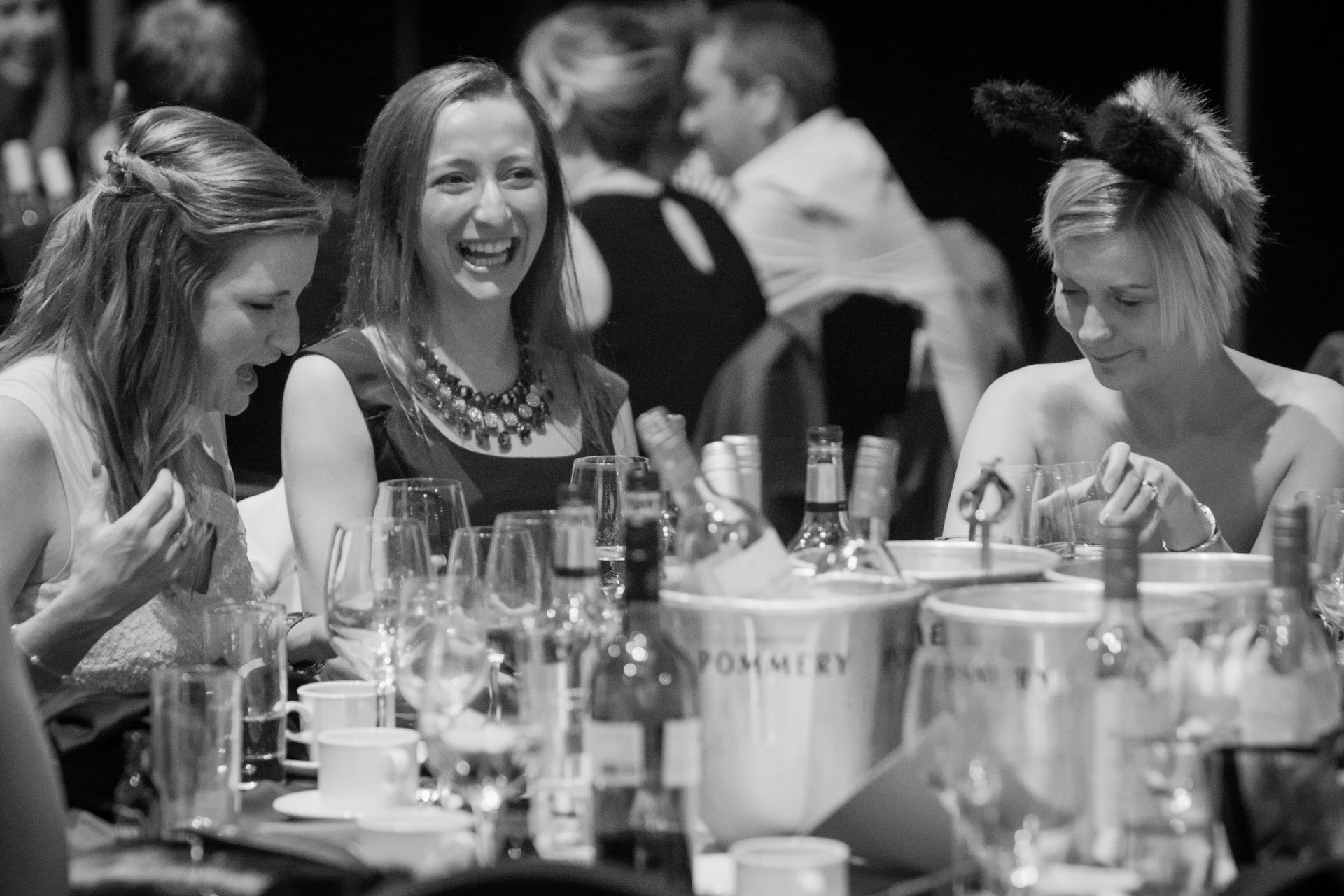 2014 - Our Only All  Ladies Table