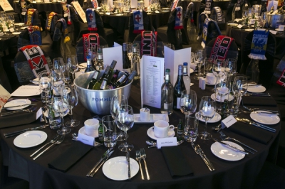 2013 - Table Set Up