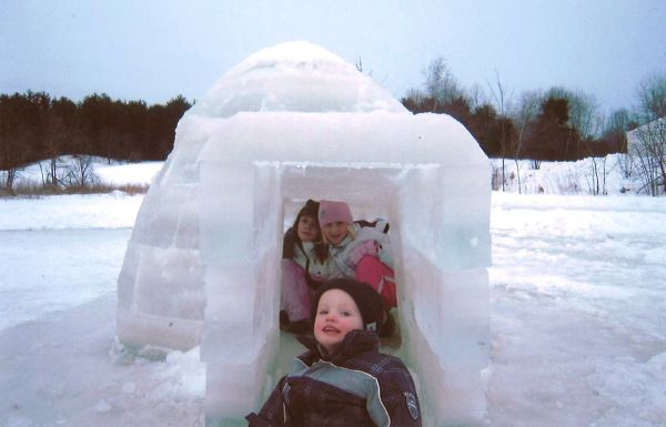 Winterfest-IGLO