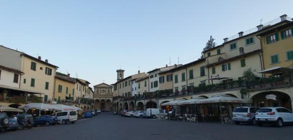 Greve in Chianti's Piazza Matteotti