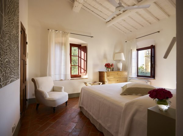 Have you ever dreamed of waking up in a Tuscan villa?