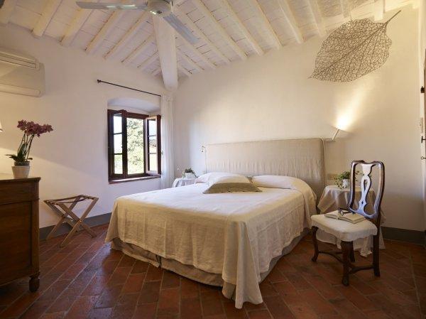 Each bedroom brings its own charm