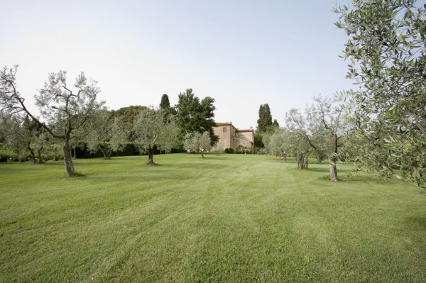 Surrounded by vineyards, olive groves, and centuries old cypress trees. There is plenty to fall in love with