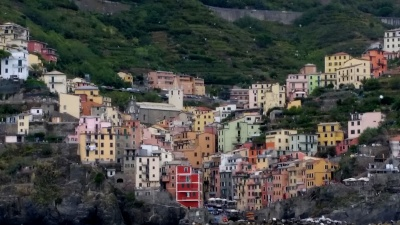 Cinque Terre & The Italian Riveria