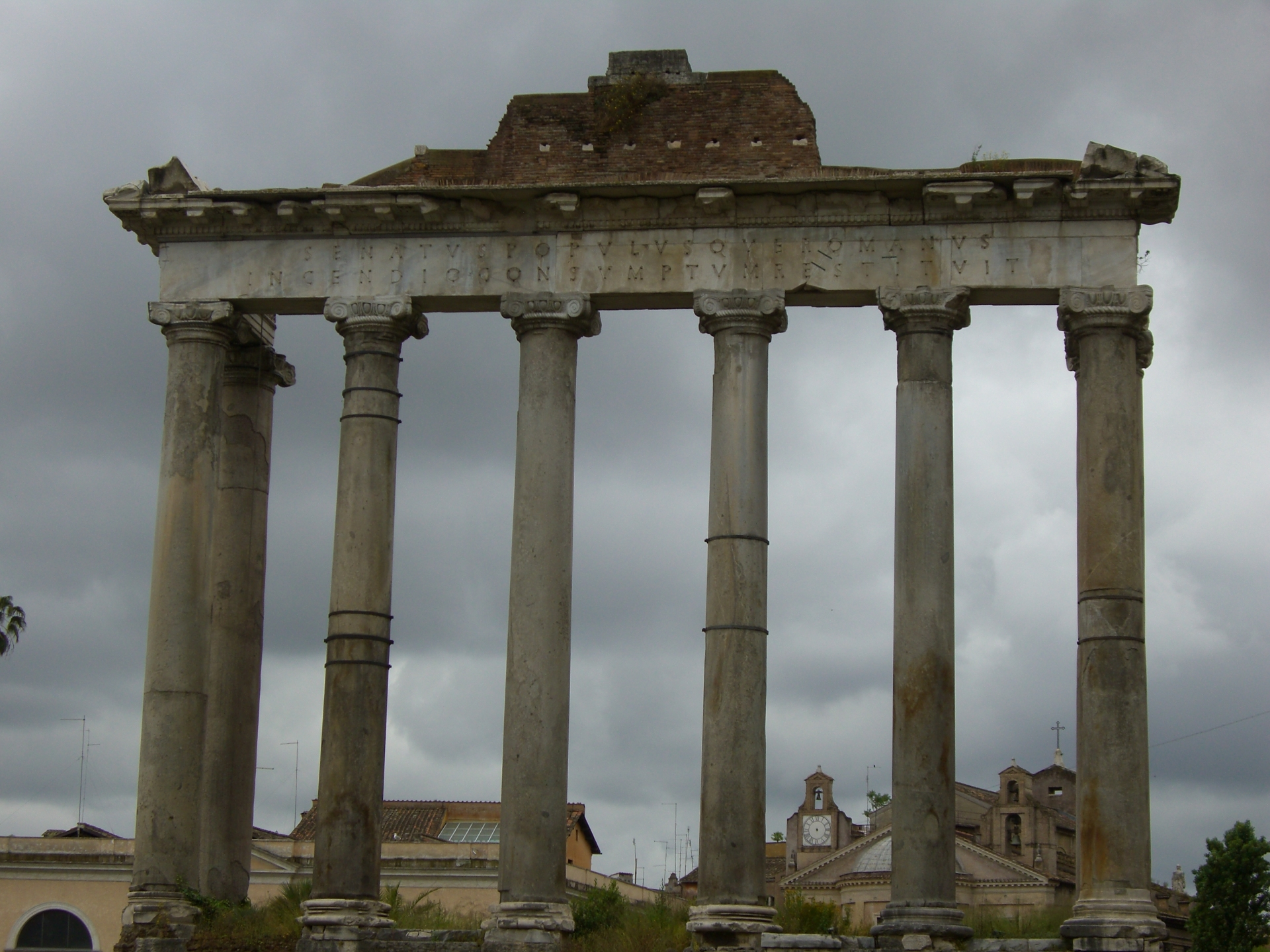 Temple of Saturn