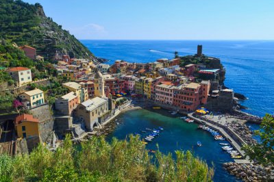 Vernazza A Photographer's Dream